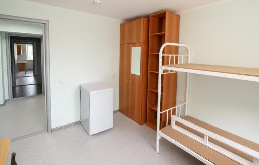 Общежитие № 12