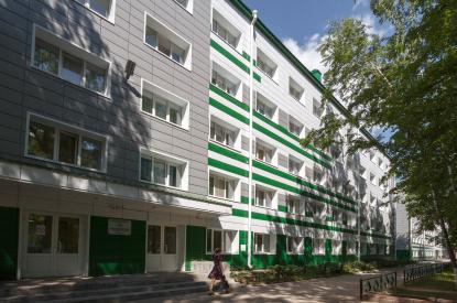 Общежитие № 11
