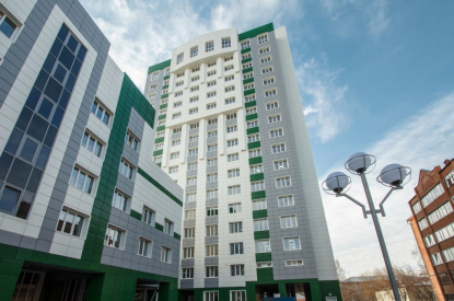 Hall of Residence, 15B Usov Str